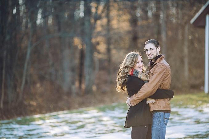 Rustic CT engagement session Brooksvale park hamden CT wedding photographer_0001